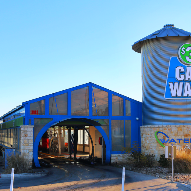 WATERSHED CAR WASH NEW BRAUNFELS