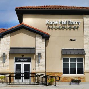 KANE HALL BARRY NEUROLOGY
