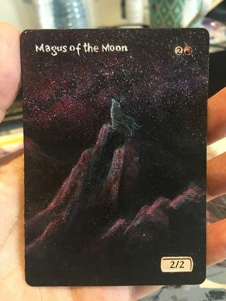 Magus of the Moon (2/2)