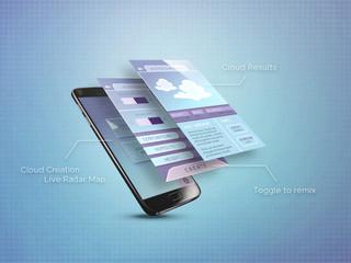 CloudRMX - Mobile App