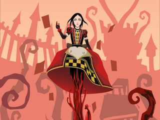 Alice: Madness Homage Poster