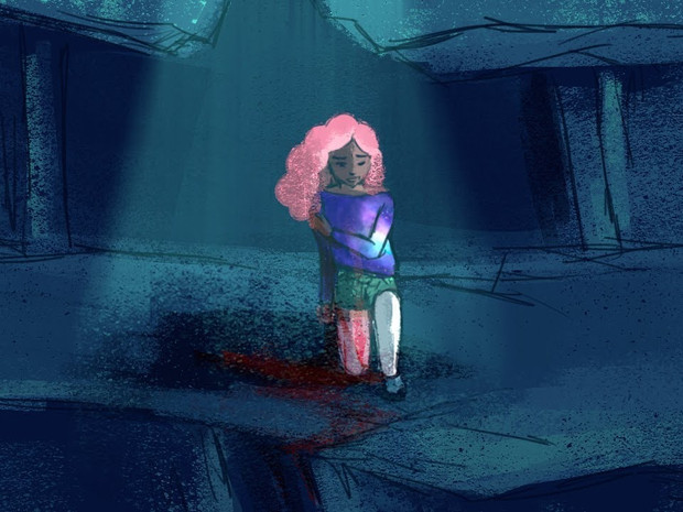 Short Animatic - Original story