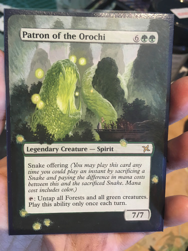 Patron of the Orochi