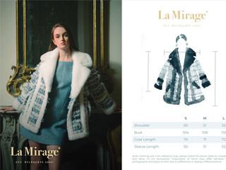Illustration & Print for La Mirage
