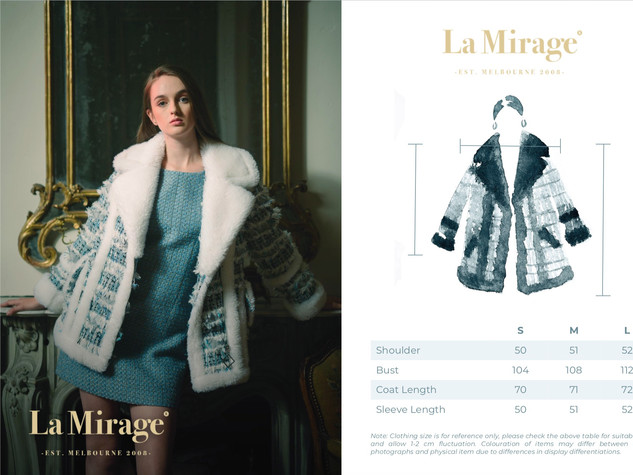 Illustration & Print for La Mirage