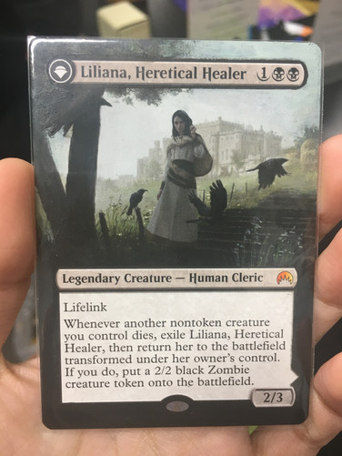 Liliana, Heretical Healer (1/2)