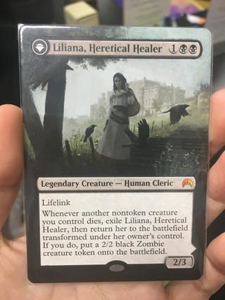 Liliana, Heretical Healer (1/2)