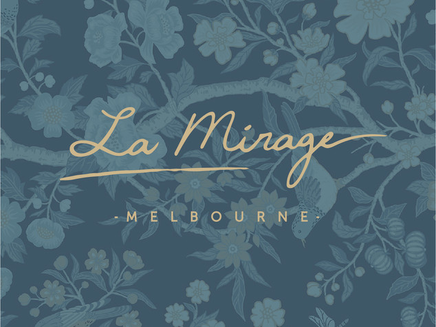 Brand & Logo for La Mirage