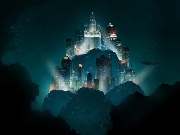 Bioshock Rapture City
