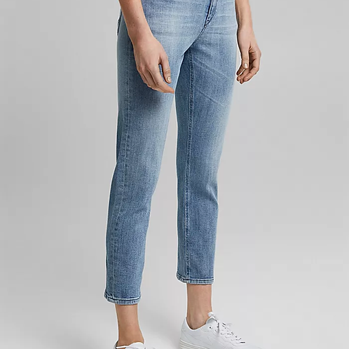 RELAXED ORGANIC COTTON JEAN