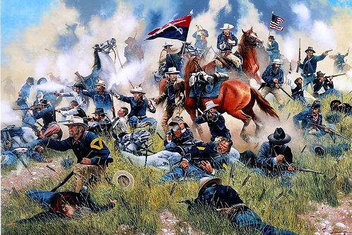 Custer's Last Command