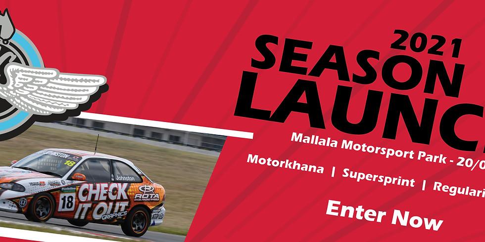 SCCSA Circuit Racing - 2021 Season Launch