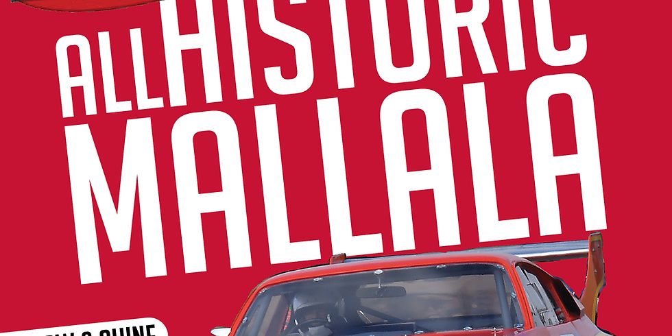 All Historic Mallala 2021