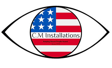 C.M Installations logo