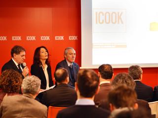 ICOOK - Una nuova idea di scuola di cucina - 12 GENNAIO: Conferenza stampa con intervento delle auto