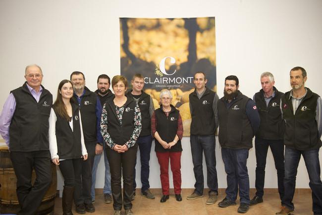 Clairmont, une belle histoire de familles