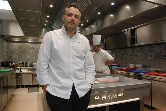 Christophe Chiavola : une cuisine parfumée pour sublimer les vins de la Vallée du Rhône