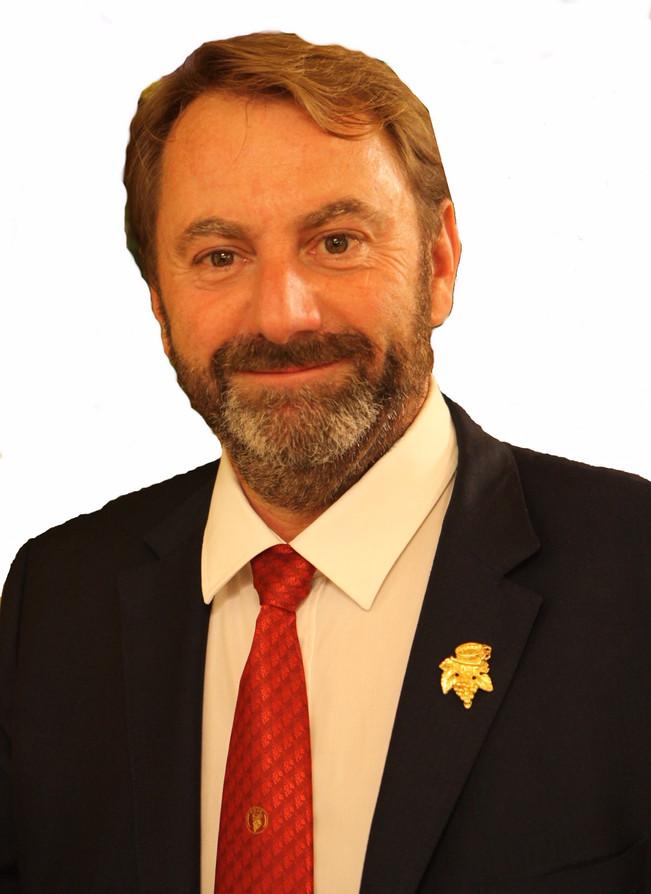 Philippe Nusswitz, parrain du 34e concours des vins d'Avignon
