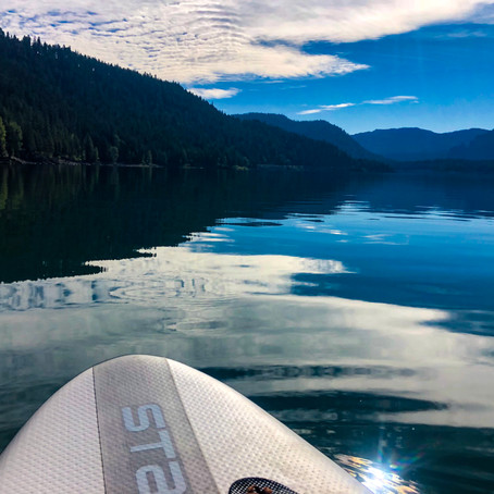 Morning Paddles + What to bring