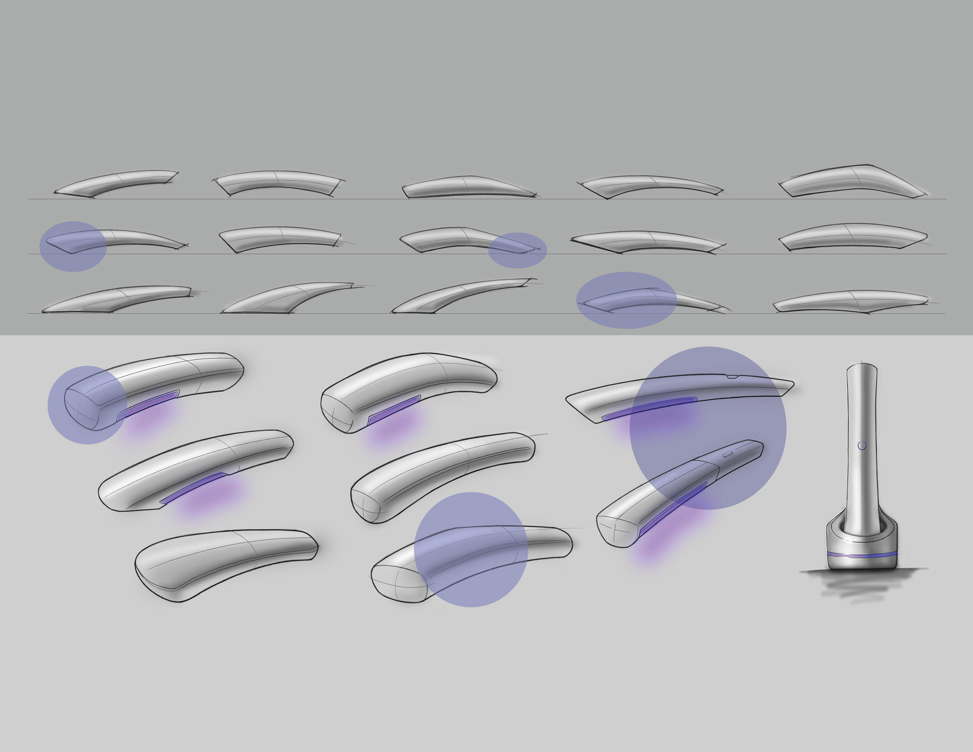 Puri UV Sketch
