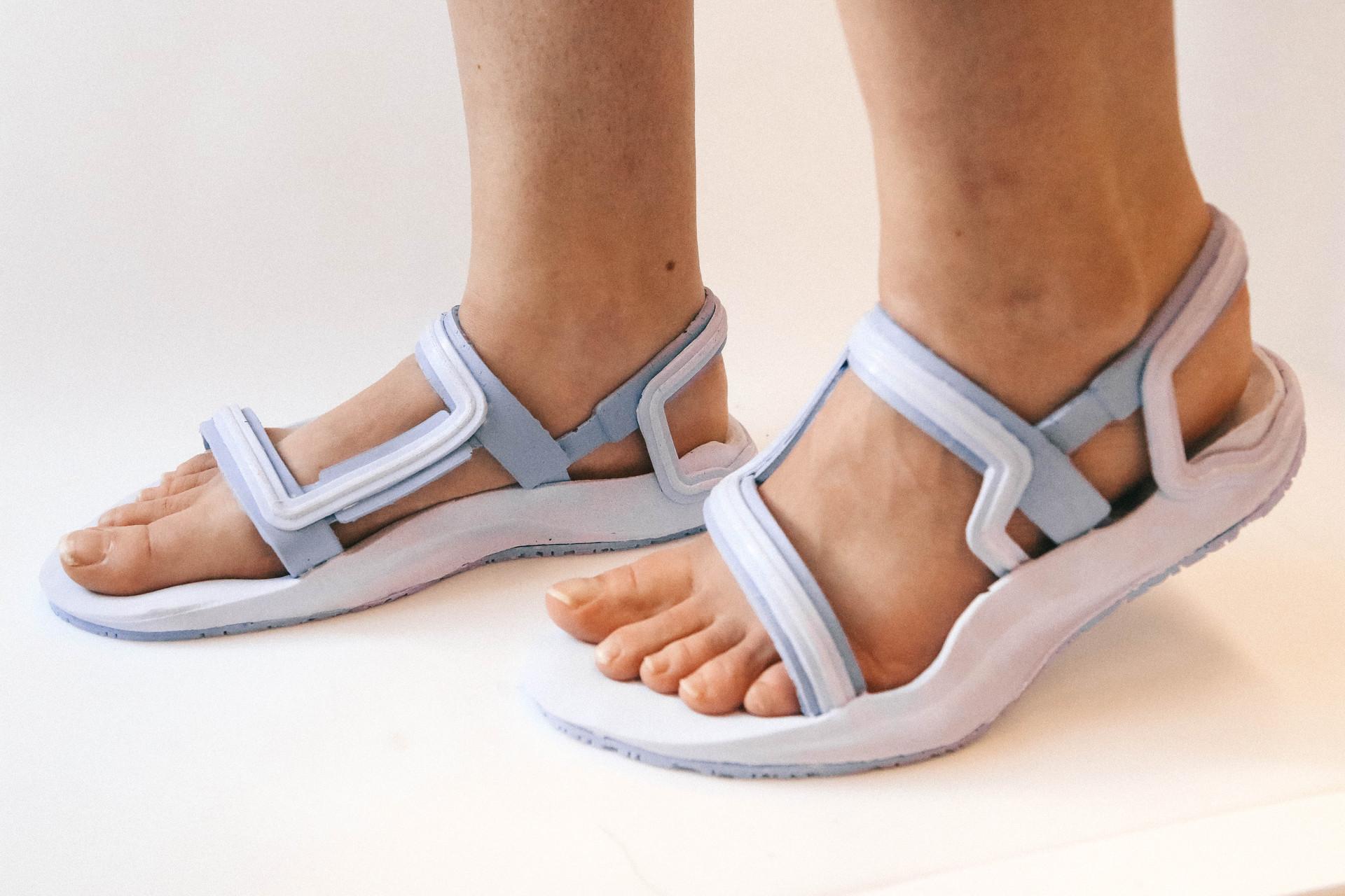 Sans Performance Running Sandals