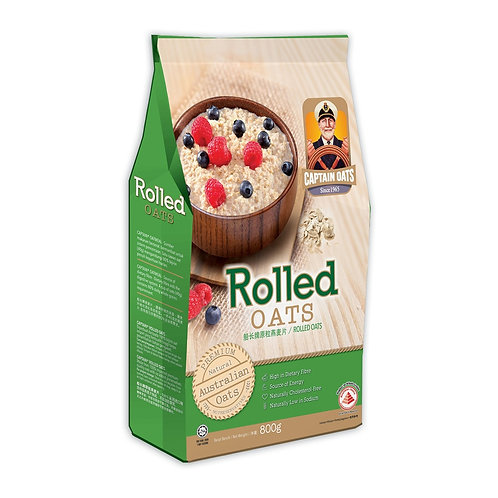 Captain Oats Rolled Oats
