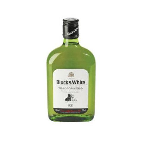 Black & White Blended Scotch Whisky 375ml