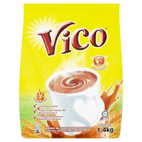 Vico Malt Chocolate (Pouch) 1.4kg (Pouch)