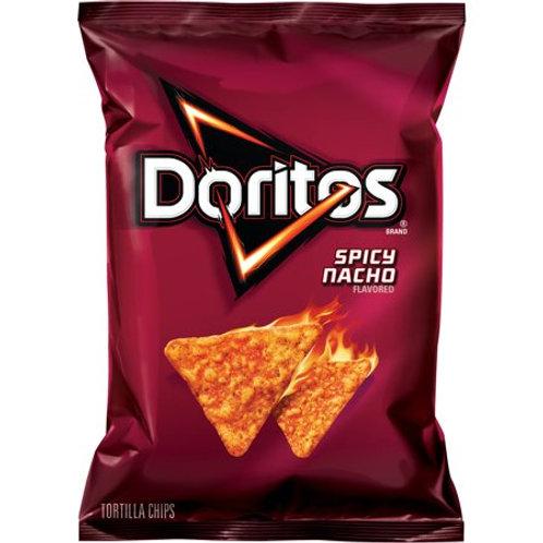 Doritos Tortilla Chips - Spicy Nacho 198.4g