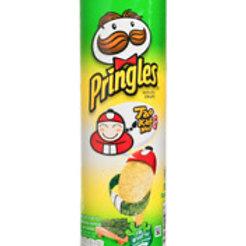Pringles Potato Crisps - Classic Seaweed