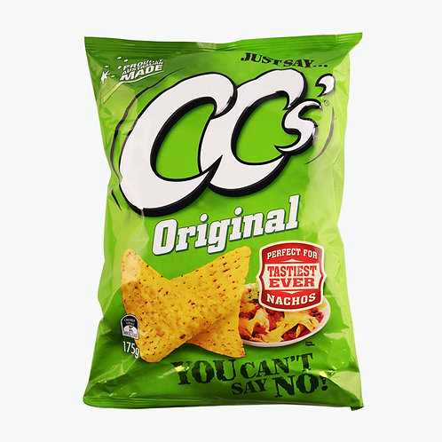 CC's Corn Chips - Original 175g