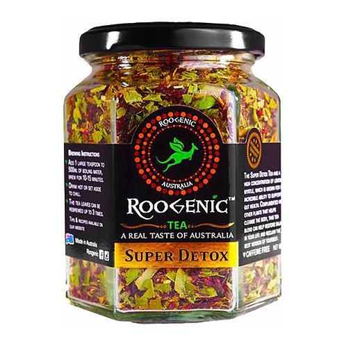 Roogenic Super Detox Tea Jars / Pouches 65g