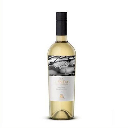 Luigi Bosca La Linda High Vines Sauvignon Blanc-By Culina 750ml