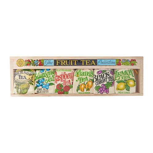Mlesna Tea Gift Box - Fruit Tea Collection Assorted 60g