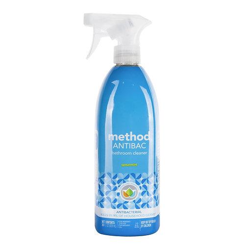 Method Antibac Bathroom Cleaner - Spearmint 828ml