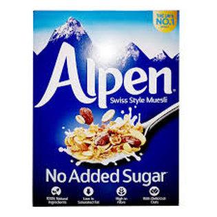 Alpen Swiss Style Muesli - No Added Sugar 560g