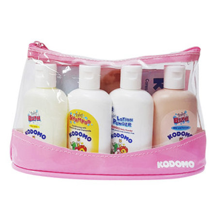 Kodomo Baby Travel Size Toiletries Handy Pack - Assorted