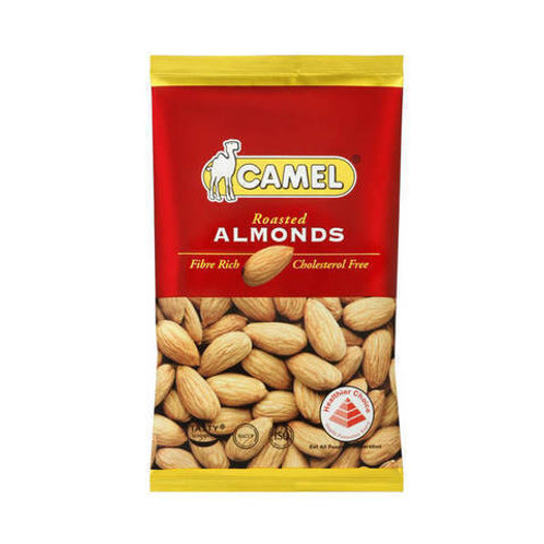 Camel Roasted Almonds 6 per pack