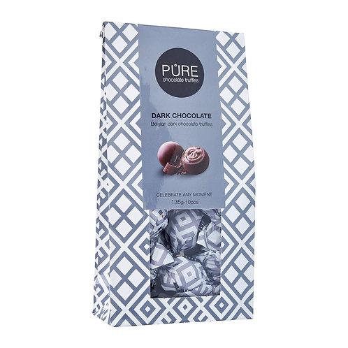 Pure - Dc Truffle With Dark Choc 135g