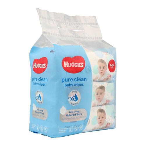Huggies Baby Wipes - Pure Clean