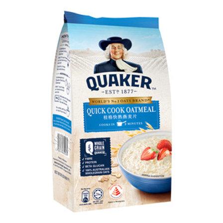 Quaker 100% Wholegrain Oatmeal - Instant 400g