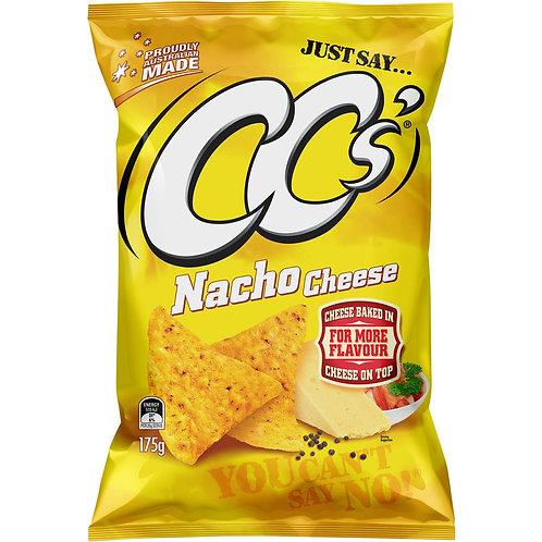 CC's Corn Chips - Nacho Cheese 175g
