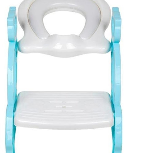 ToddlerFinest 2-in-1 Potty Training Seat Step Stool Ladder P