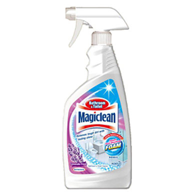 Magiclean Bathroom & Toilet Cleaner - Lavender Fresh