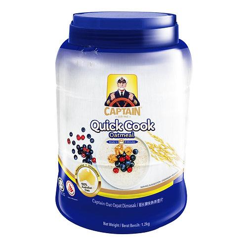 Captain Oats Oatmeal - Quick Cook 1.2kg