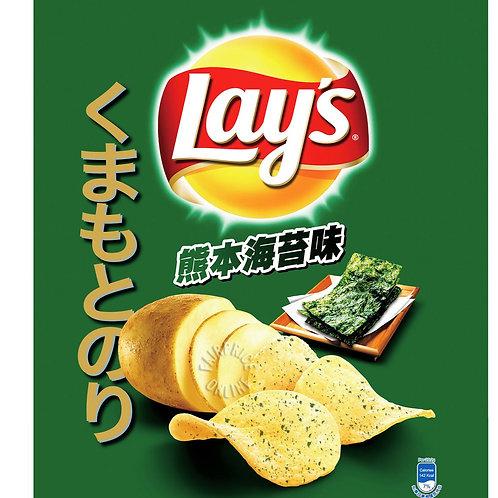 Lay's Potato Chips - Kumamoto Seaweed 580g