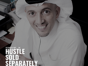 How to Be an Effective Leader - Suhail Algosaibi's Interview on The Hustle Sold Separately Podca
