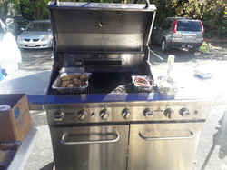 BBQ is ready