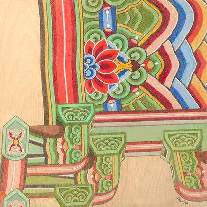 Dancheong Pattern I