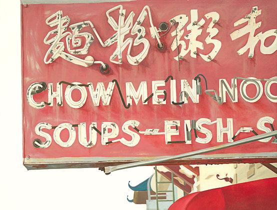 Chow Mein - Original